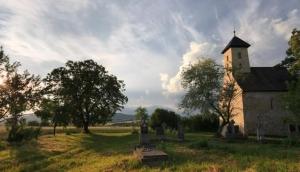 Church of St. John the Baptist in Pominovec