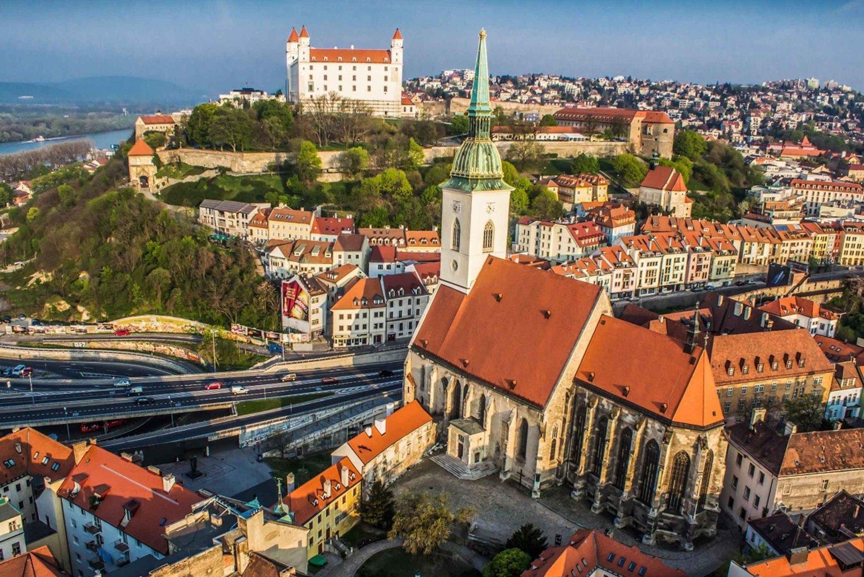 Classical Bratislava: 1-Hour Walking Tour