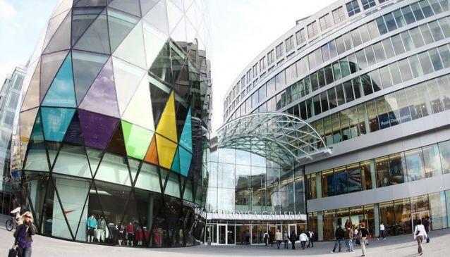 Eurovea Galleria Shopping Center in Slovakia  a9436dca777