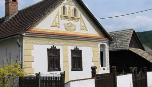 Folk Architecture in Silická Jablonica