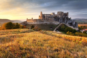 From Bratislava: Slovakia's Castles Private Full-Day Tour