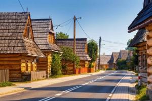 From Kraków: Slovakia Treetop Walk and Tour of Zakopane
