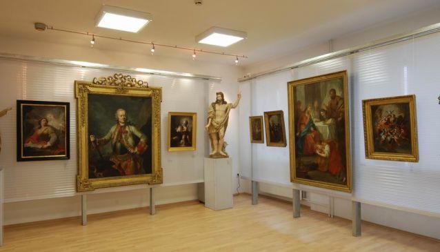 Gallery of Arts of Ernest Zmeták in Nové Zámky
