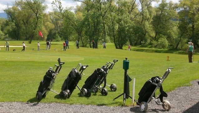 Golf & Country Club Hron - Tri Duby
