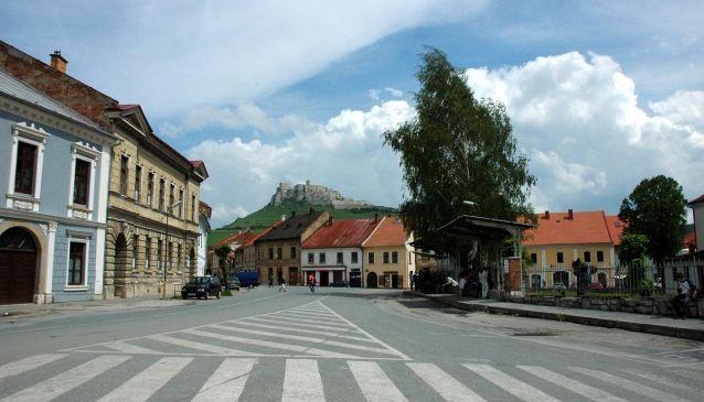 Historic Town of Spi?ské Podhradie