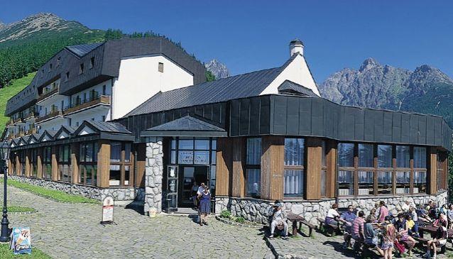 Horsky Hotel Sorea Hrebienok