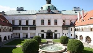 Hotel Chateau Topolcianky