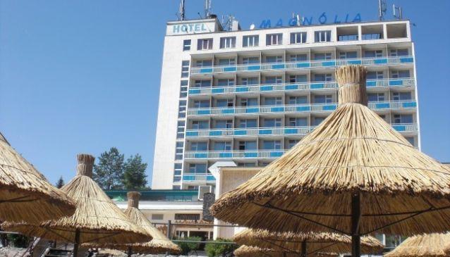 Hotel Magnólia Pie?t'any