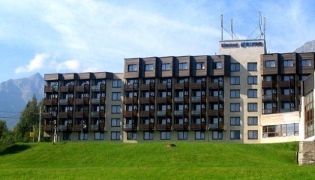 Hotel Sorea Hutnik I Vysoké Tatry