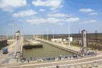Hydroelectric Dam in Gab?íkovo