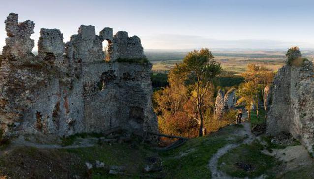 Korlátka Castle