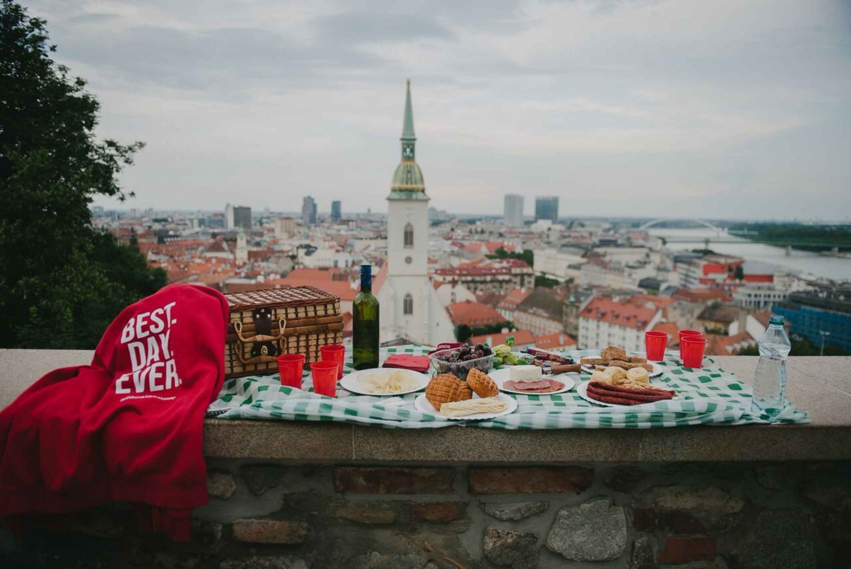 Local Secrets of Bratislava: Small Group City Tour