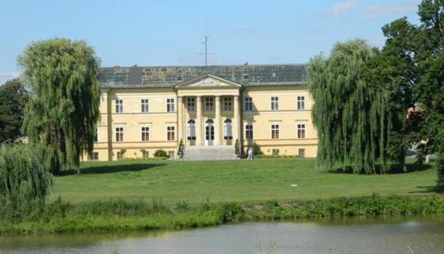 Manor House Dolná Krupá
