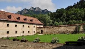 Monastery Cerveny Klastor
