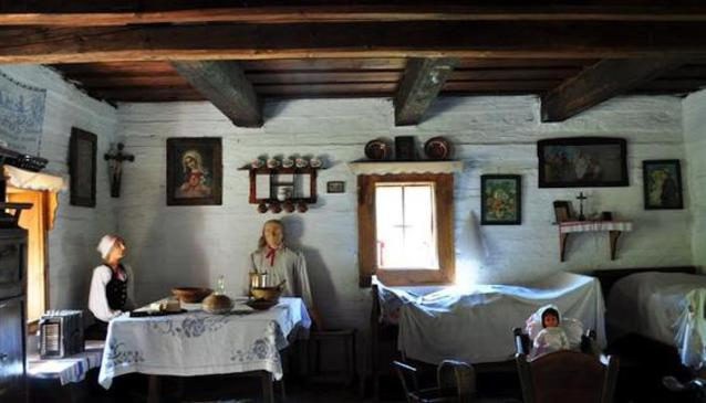 Museum of the Kysuce Village in Vychylovka
