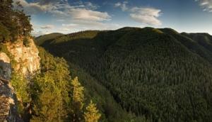 National Park of Slovensky Raj (Slovak Paradise)