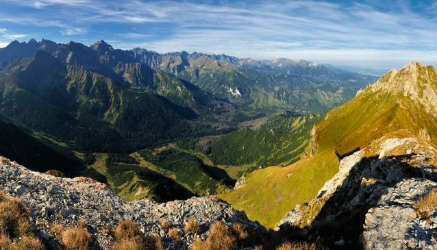 National Park of Tatra (TANAP)