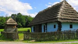 Open-Air Ethnographic Exposition in Svidník