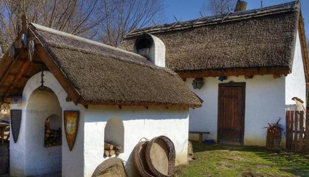 Open-Air Museum in Kolárovo