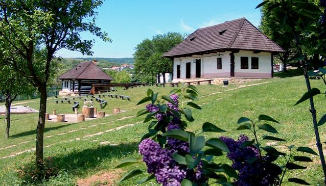 Open-Air Museum of Folk Architecture in Humenné