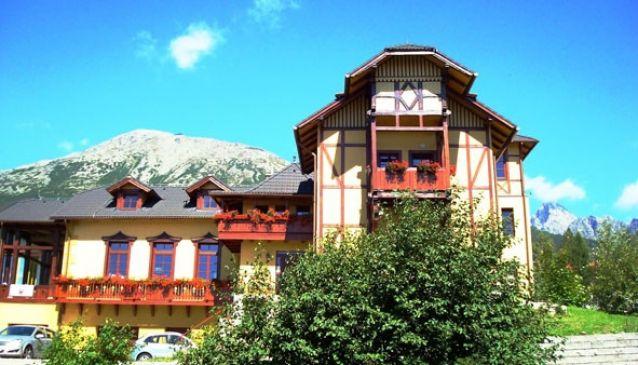 Pension Villa Kunerad Vysoké Tatry