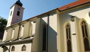 Pilgrimage Church of the Virgin Mary Birth