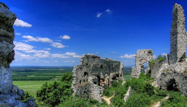 Plavecky Castle