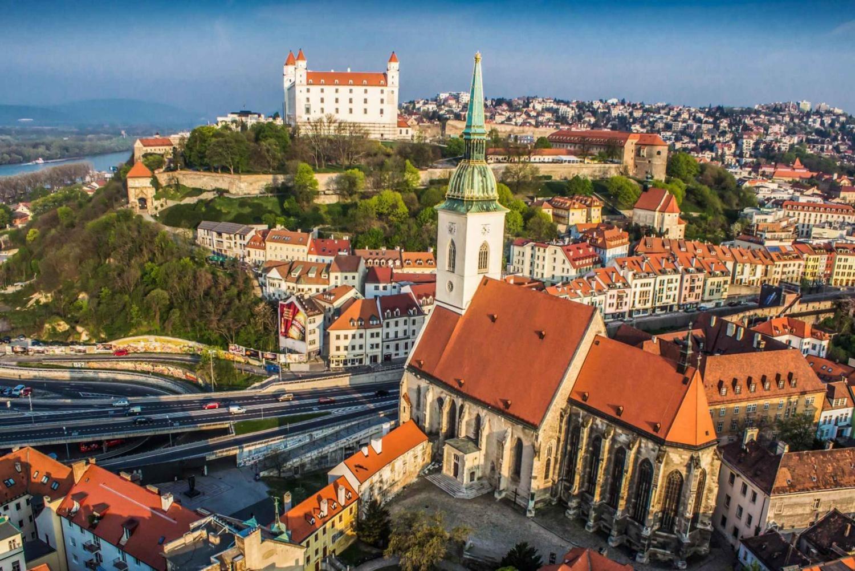 Prague to Bratislava Private Transfer