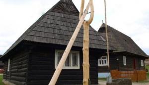 Reserve of Folk Architecture in Podbiel