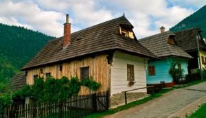 Reserve of Folk Architecture Vlkolínec