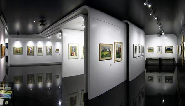 Rumanský Art Centre