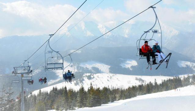Ski Resort Bachledova