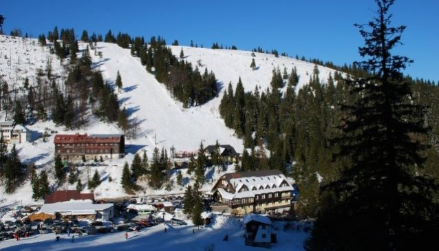Ski Resort STIV ?ertovica