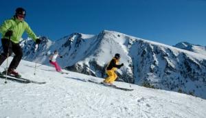 Ski Resort ?trbské Pleso