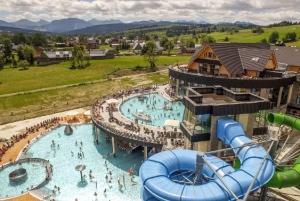 Slovakia: Treetop Walk & Thermal baths from Krakow