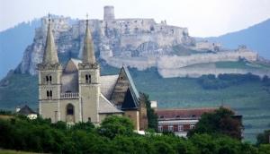 St. Martin's Cathedral in Spi?ská Kapitula