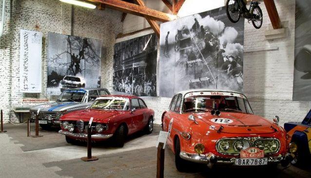 Transport Museum in Bratislava
