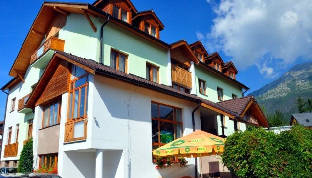 Villa Siesta Hotel Vysoké Tatry