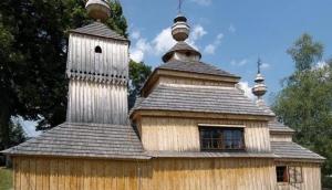 Wooden Church Bodru?al