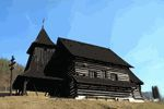 Wooden Church Bre?any