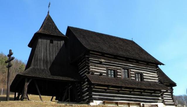 Wooden Church Breany In Slovakia My Guide Slovakia