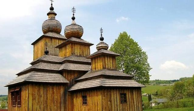 Wooden Church Dobroslava