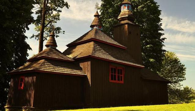 Wooden Church ?emetkovce