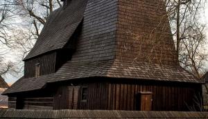 Wooden Church Hervartov