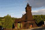 Wooden Church Hrani?né