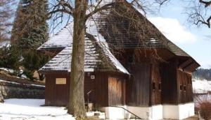 Wooden Church Istebné