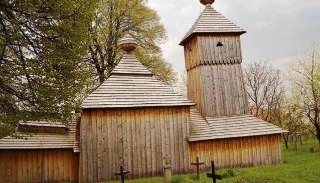 Wooden Church Jedlinka