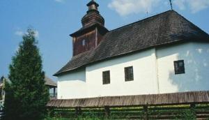Wooden Church Kalná Roztoka