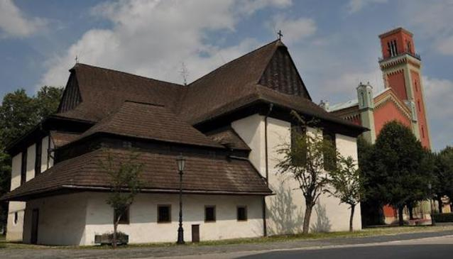 Wooden Church Ke?marok