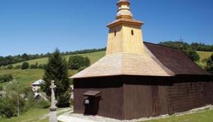 Wooden Church Krivé